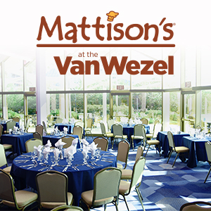 Mattison\'s at the Van Wezel banner