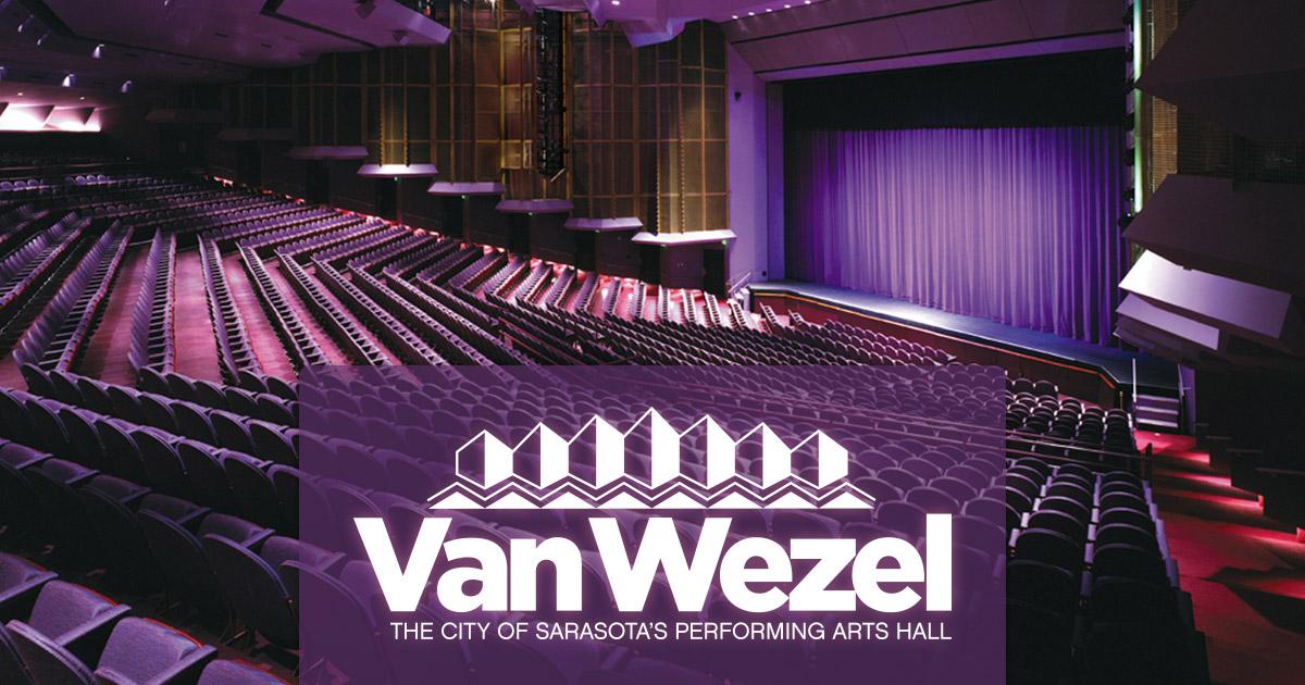 Sarasota florida van wezel performing arts hall